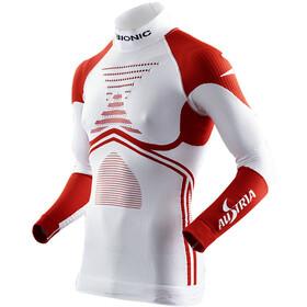 X-Bionic Patriot Accumulator EVO Austria Ski UW LS Turtle Neck Shirt Unitsex Austria 2016